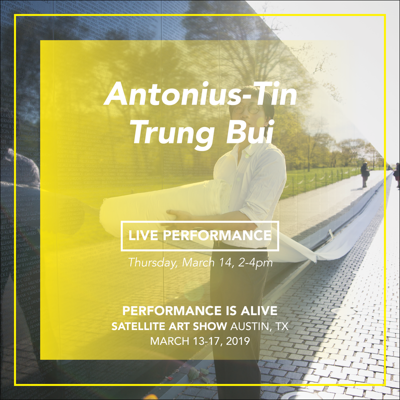 Antonius-Tin Trung Bui - LIVE PERFORMANCE THURSDAY, March 14th 2-4pm