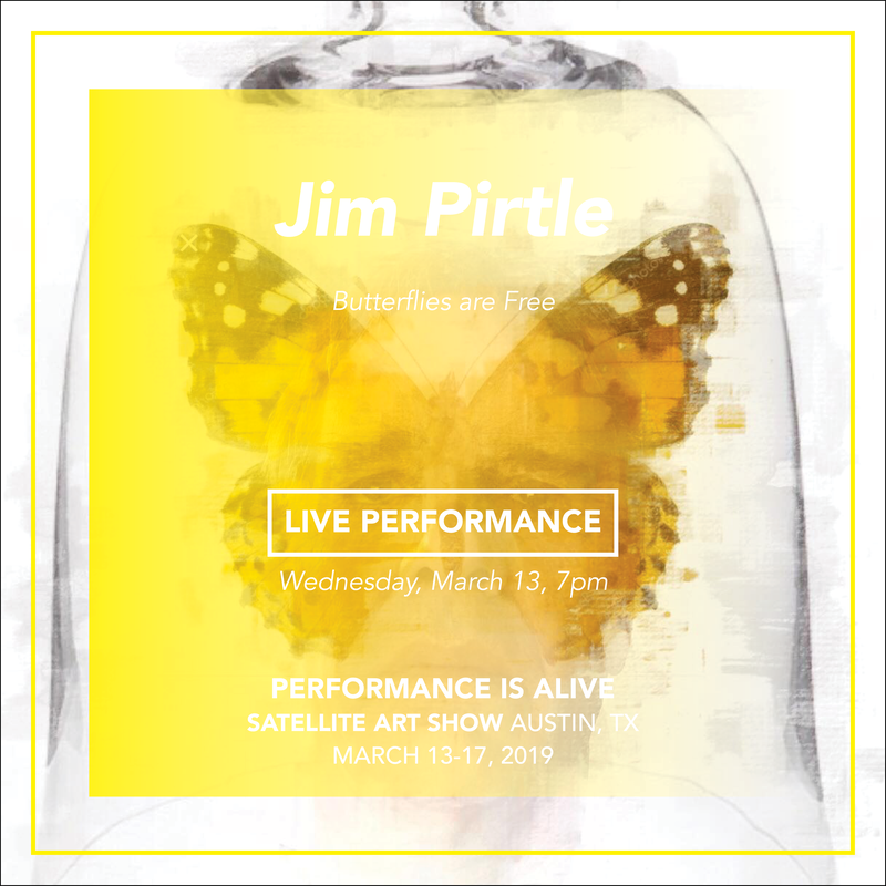 LIVE PERFORMANCE Jim Pirtle - WEDNESDAY, March 13th at 7pm