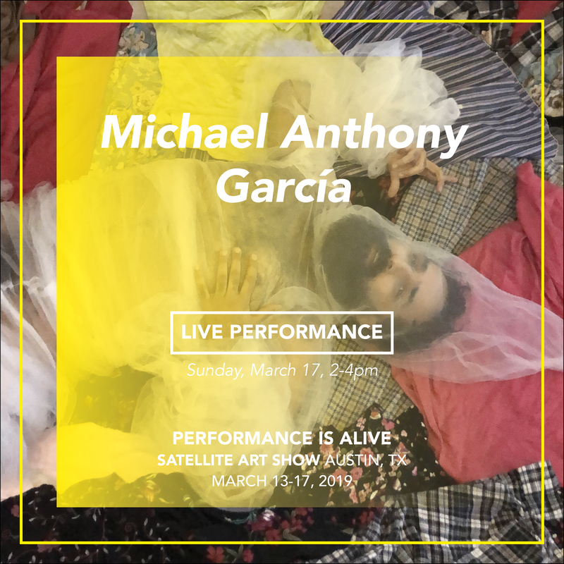 Michael Anthony García with Kimberly Pollini LIVE PERFORMANCE Sunday, March 17th at 2-4pm