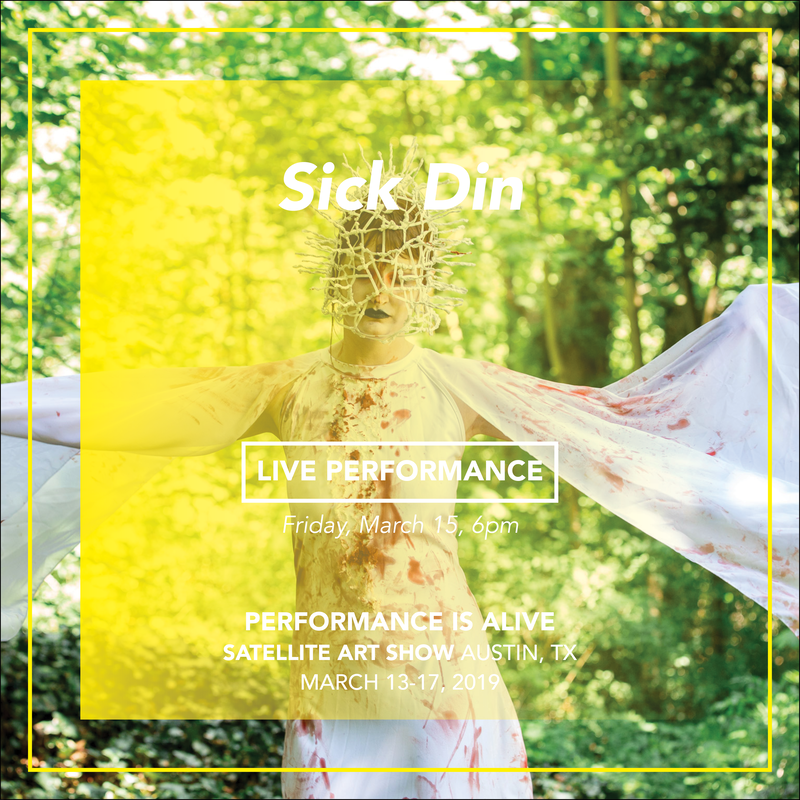 Sick Din, LIVE PERFORMANCE, Friday, March 15th at 6pm